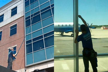 commercial windows cleaning new hampshire
